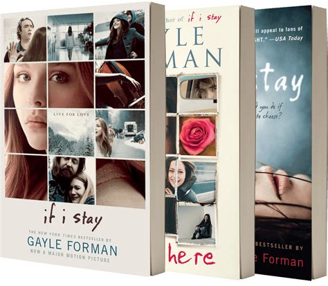 Novel If I Stay And if i stay