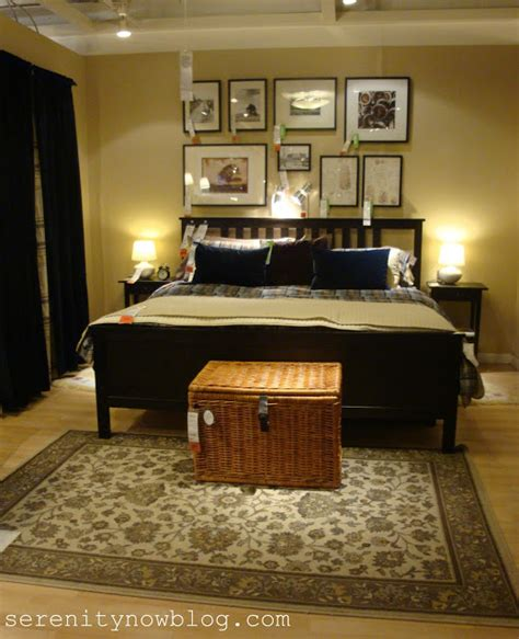 hemnes bedroom ideas serenity now ikea decorating inspiration our shopping