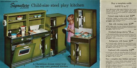 Kitchen Set Day gifts of the 70s a not so k tel collection
