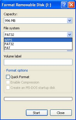 how to format flash disk in ntfs флашка с файлова система ntfs статия по компютри kakvo org