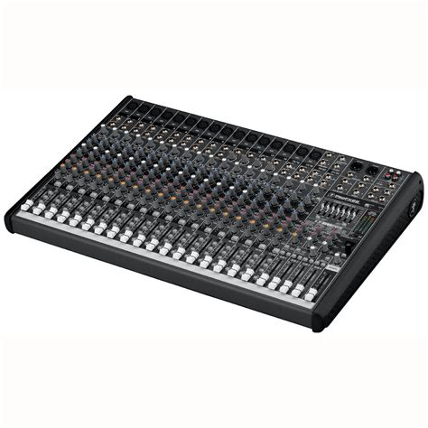 Mixer Console disc mackie profx22 mixer console with built in effects usb at gear4music