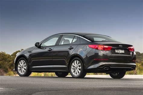 Kia Range Kia Optima Sedan Range Driven Kia Lobs Refreshed Optima