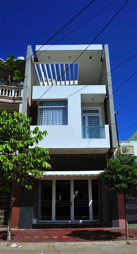 qui nhon city house property e architect