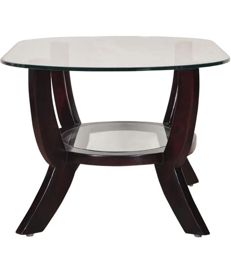 Oval Shaped Coffee Tables Saffron Oval Shaped Glass Coffee Table With Mudramark By Mudramark Xpress Tables