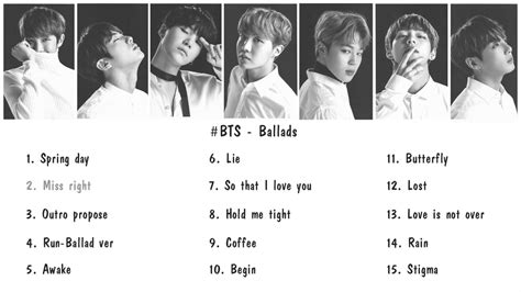 download lagu mp3 bts graduation song chord lagu best 25 ballads songs of 2017 kpop playlists