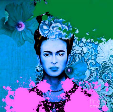 Cover Splash By Felixs frida kahlo splash pop pur painting by felix