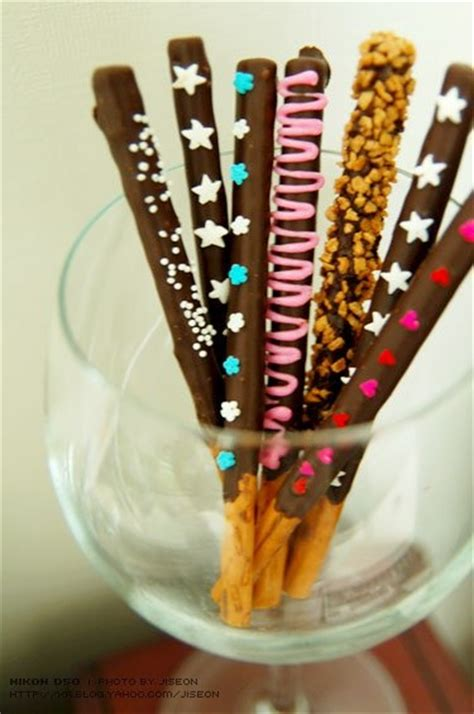 Pepero Almond Korean Snack Stik Chocolate 1000 images about chocolates y trufas on