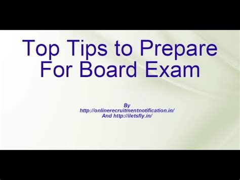 10 Top Tips On Getting Ready For Exams by Preparation Tips 2018 How To Score High Marks In