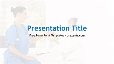 ppt templates free download health care free home health care powerpoint template prezentr