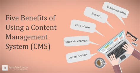 advantages of workflow management system 5 benefits of using a content management system cms