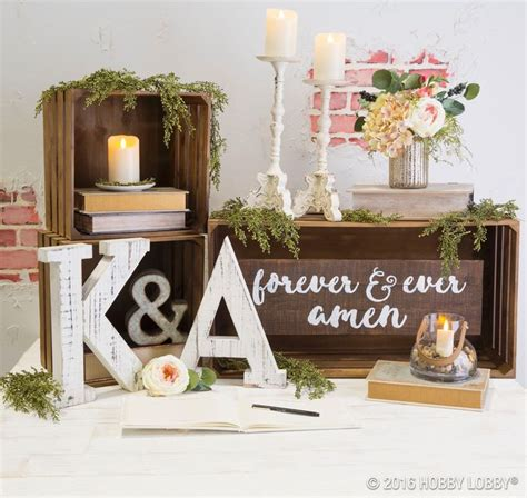Hobby Lobby Wedding Decorations by 490 Best Images About Diy Wedding Ideas On