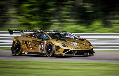 Lamborghini Race With Lamborghini Blancpainsuper Trofeo Race Series 2014 Drive