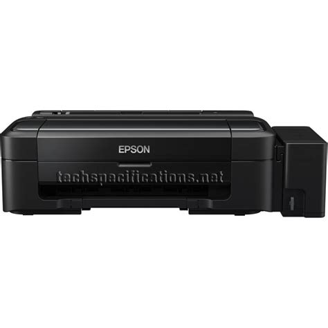 Printer Epson Epson L110 epson l110 inkjet printer tech specs