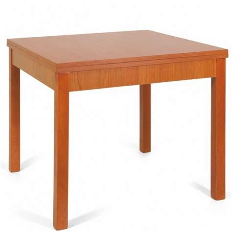 tavolo apribile tavolo da pranzo apribile libro legno nobilitato cm 90x90