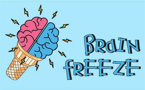 how to pronounce idea brain freeze can you pronounce its scientific name