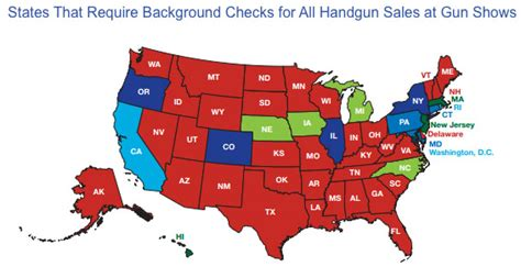 Gun Purchase Background Check By State Chicago Gets Its Guns Where It Used To Get Its Blues