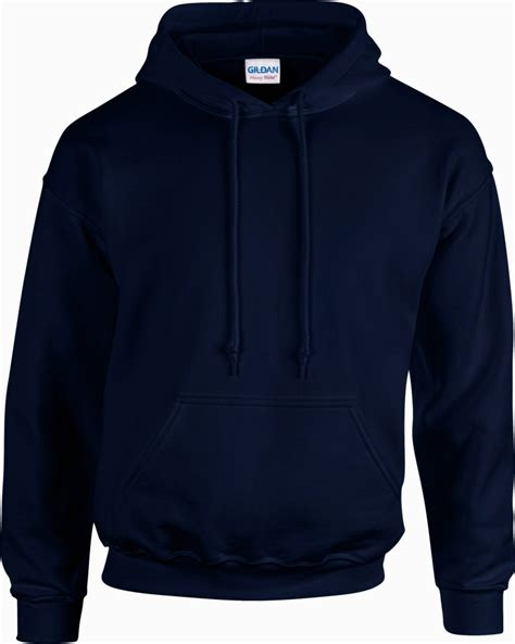 Hoodie Zipper Logo Ibm Navy heavy blend hooded sweatshirt navy for embroidery and printing gildan sweatshirts