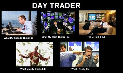 what does days day trader trader