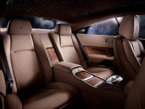 Rolls Royce Interior Pics by