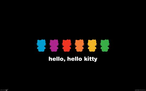 wallpaper hello kitty black and white hello kitty black wallpaper 1180802