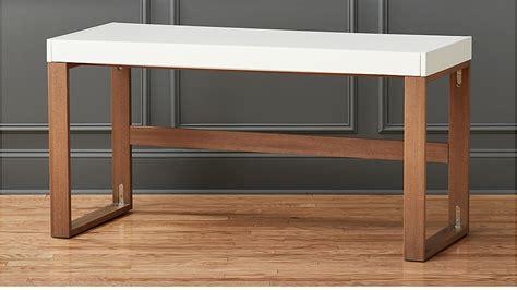 Suzuki Family Support Desk by Chamber Sliding Desk Reviews Cb2
