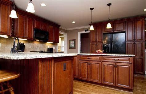 Accent Kitchen Cabinets Roosevelt Mocha With Black Accent Kitchen Cabinets Kitchen Cabinets