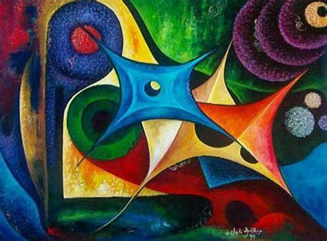 contemporary painting ideas abstract art modern magazin