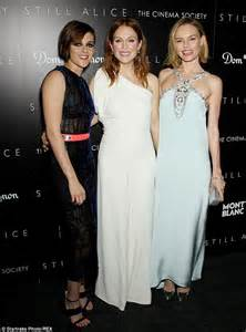 Kate Bosworth debuts bob at Still Alice screening in New York City   Daily Mail Online