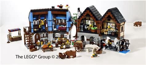 Lego 10193 Market the classic castle dot news archives