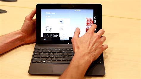 Asus Windows Rt Tablet 600 世界初のwindows rt搭載タブレット asus tablet 600 が動作しているムービー gigazine