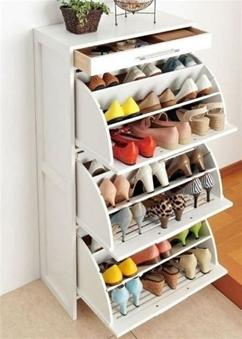 shoe storage for small spaces shoe cabinet ideas