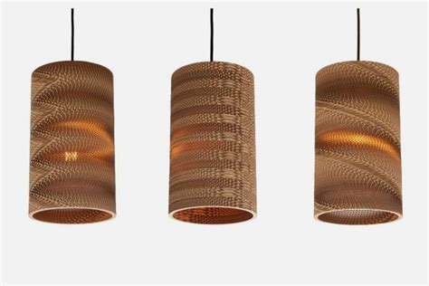 Home Exterior Design Tips cardboard hanging lamps with beautiful pattern by wishnya