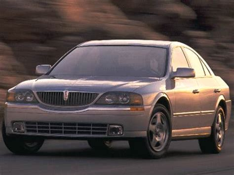 2000 lincoln town car pricing ratings reviews kelley blue book 2000 lincoln ls pricing ratings reviews kelley blue book