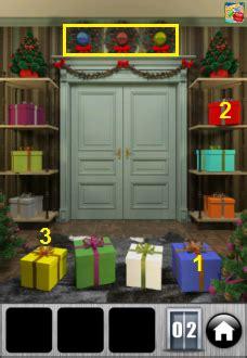 100 doors 2013 lvl 2 100 doors 2013 christmas level 2 walkthrough
