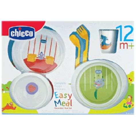 Baby Meal Set chicco easy meal decorated 5 meal set from chicco wwsm