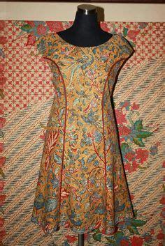 Dress Tenun Hitam Casual tenun indonesia batik indonesia kebaya