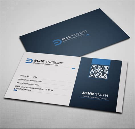 modern business card templates free free modern business card psd template freebies