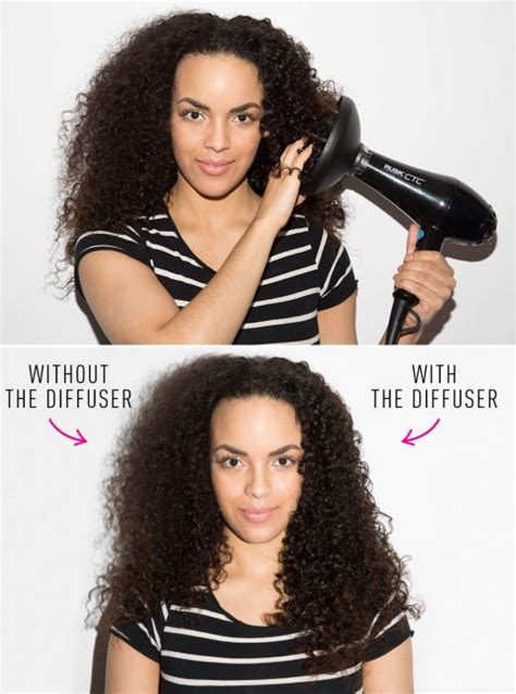 Hair Dryer Diffuser Before And After musely