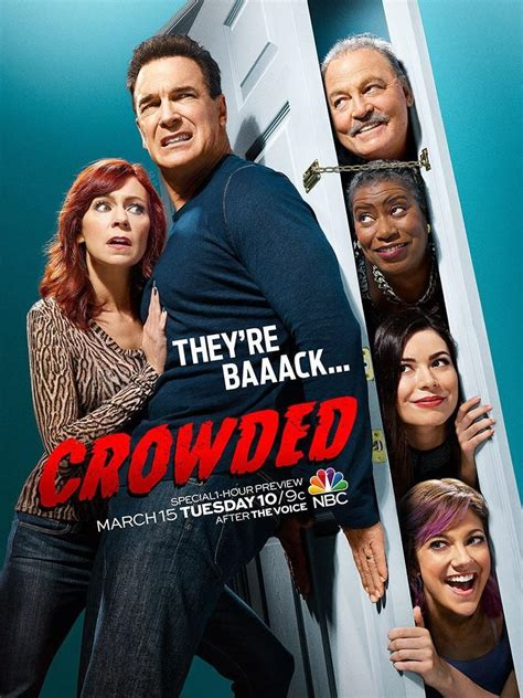 Tv Show by Crowded Tv Series 2016 Filmaffinity