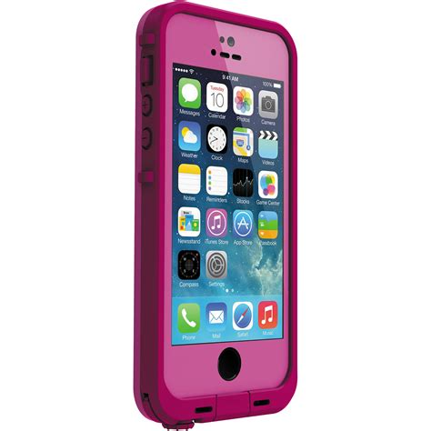 lifeproof frē for iphone 5 5s se 2115 04 b h photo
