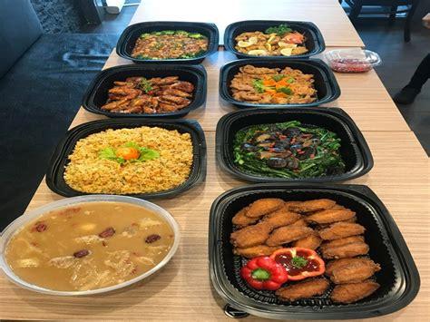 mini buffet lao huo tang catering reunion mini buffet