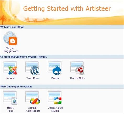 tutorial artisteer wordpress artisteer 2 5 031067 crack kita kita