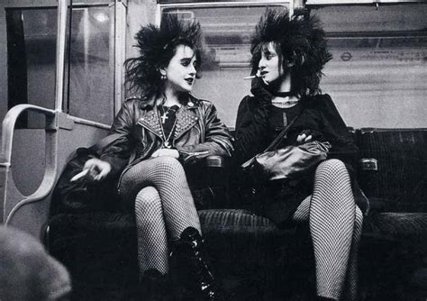 70s punk fashion women new york vs british punks in photos pleasekillme 174