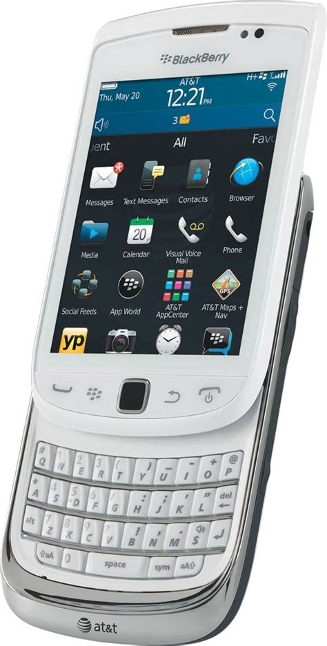 Hp Bb Torch blackberry torch 4g 9810 phone white at t