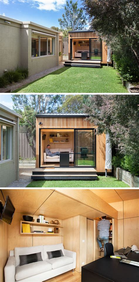 How To Build A Guest House In Backyard by 14 Inspirational Backyard Offices Studios And Guest
