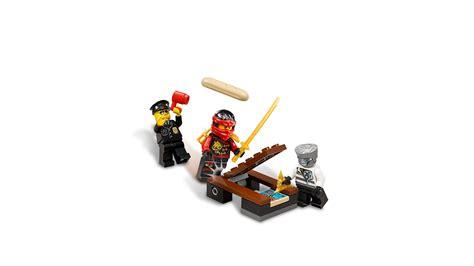 Lego Ninjago 70591 lego 70591 ninjago kryptarium prison breakout building set multi coloured lego co uk