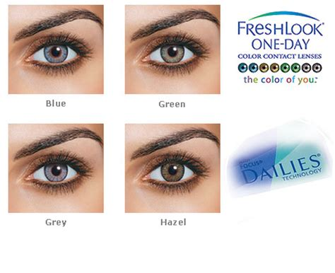 freshlook 1day colorblends | contact lenses central