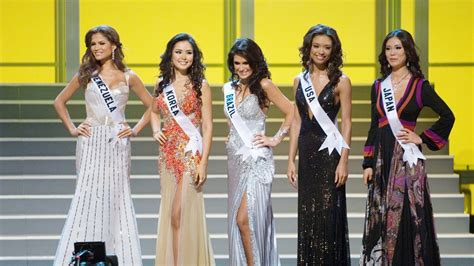 miss universe 2007 contestant miss universe 2007 top 5 youtube