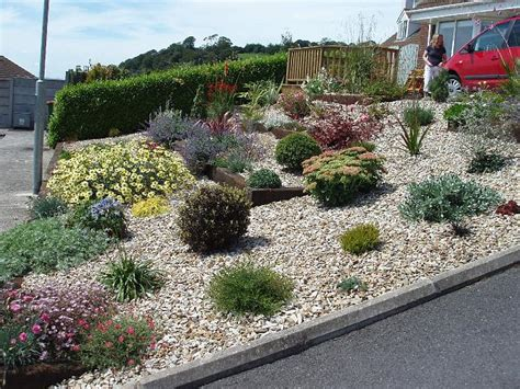gravel usage with lynch garden design