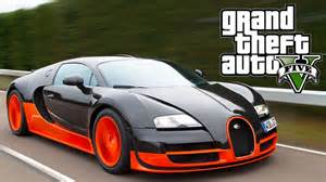 Where To Find Bugatti In Gta 5 Gta 5 10 Onde Est 225 O Bugatti Veyron Dia De